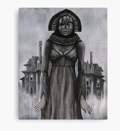 Banshee Bride Canvas Print