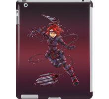 Black Widow- Ninja Style  iPad Case/Skin