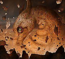 Newborn dragon by AAPlus