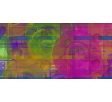 Colorful 18 Photographic Print