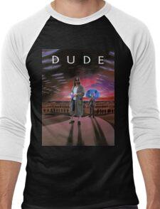 DUDE/DUNE Men's Baseball ¾ T-Shirt
