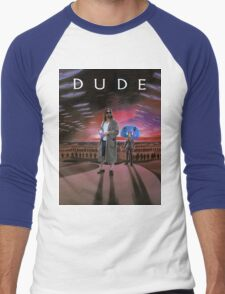 DUDE/DUNE Men's Baseball ¾ T-Shirt