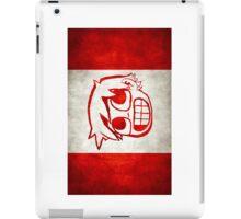 Scott Pilgrim Canada flag edition iPad Case/Skin