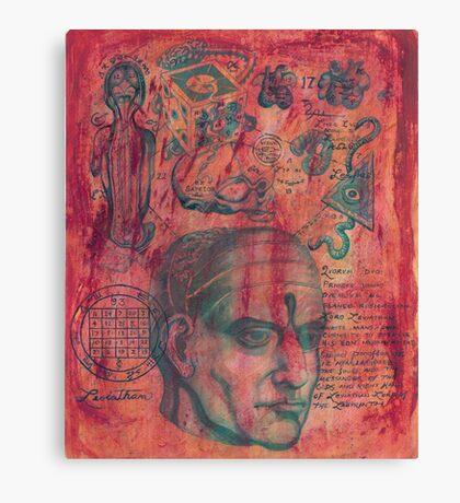 Lord Leviathan Canvas Print