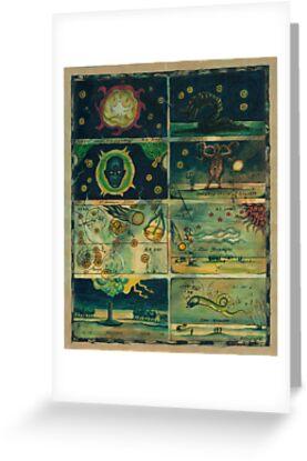 The Stars are Right by aglastudio