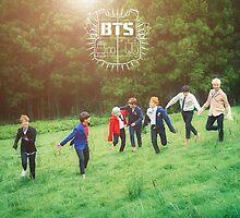 BTS/Bangtan Sonyeondan - Group Teaser 2 by skiesofaurora