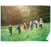 BTS/Bangtan Sonyeondan - Group Teaser 2 Poster