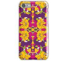 Flowing Florals iPhone Case/Skin