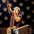 Bruce Springsteen  by Michael Tweed