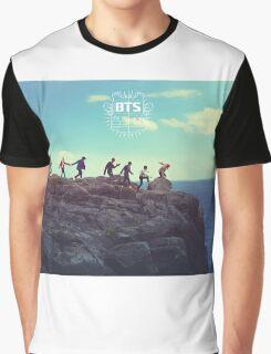 BTS/Bangtan Sonyeondan - Group Teaser 3 Graphic T-Shirt