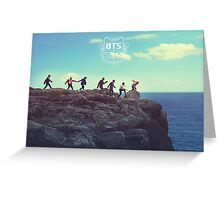 BTS/Bangtan Sonyeondan - Group Teaser 3 Greeting Card