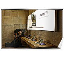 Mac Book Tester Poster