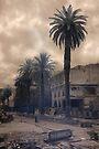 Casablanca Construction, Morocco - Infrared by Debbie Pinard