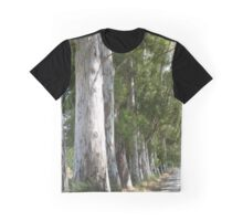 Old Mugla - Marmaris Road Eucalyptus Akcapinar Graphic T-Shirt