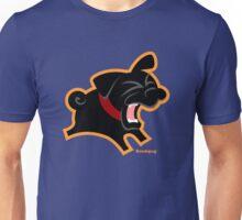 Black Pug (Un)Bark! T-Shirt