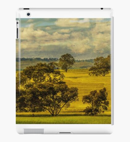 Canola Crop iPad Case/Skin