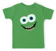 Monster Face #2 Kids Tee