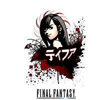 Final Fantasy VII - Tifa - Ryu Remix by Reverendryu