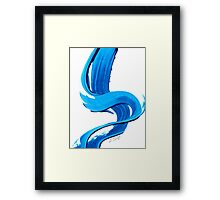 Pure Water 269 Framed Print