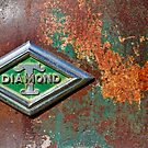 Diamond T Wall Art by HoskingInd