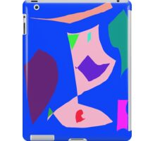 Short Time Holiday Cold Red Leaf Surface iPad Case/Skin
