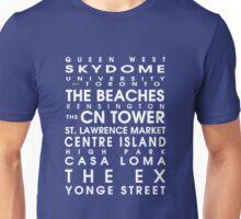 Toronto City Roll Unisex T-Shirt