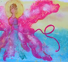 Breast Cancer Angel by stacieoverman