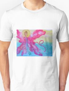 Breast Cancer Angel T-Shirt