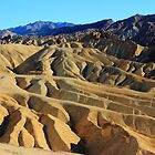 The Beauty of Death Valley by ekingrn