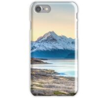 Mt Cook Colours iPhone Case/Skin