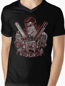 Come Get Some Mens V-Neck T-Shirt