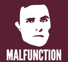 Darcybot Malfunction by totesmyalpaca