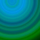 Radial- Green Noise by impulsiVdesigns
