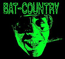 Bat Country MonoTone by Dark Threads
