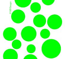 Green Dots by ItD-Images