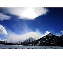 Waterton Photographic Print