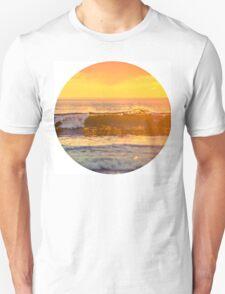 sun waves Unisex T-Shirt