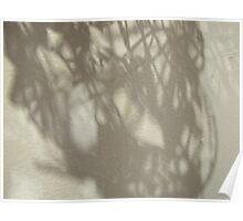 Random weave shadows #2 Poster
