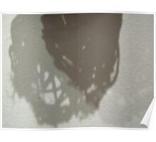Randon weave shadows #4 Poster