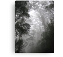 The Mists of Mordor.....(or Olinda) Canvas Print