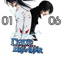 codebreaker 1 vs 6 by tylerlions777