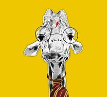 Harry Potter Giraffe by PirateGiraffe