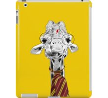 Harry Potter Giraffe iPad Case/Skin
