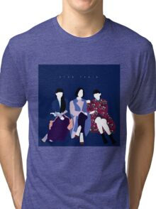 Perfume (J-pop Trio) Star Train Tri-blend T-Shirt