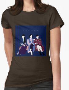 Perfume (J-pop Trio) Star Train Womens Fitted T-Shirt
