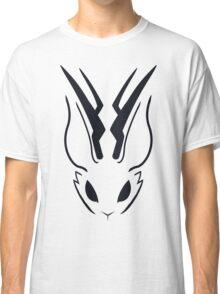 Jackalope Stencil Classic T-Shirt