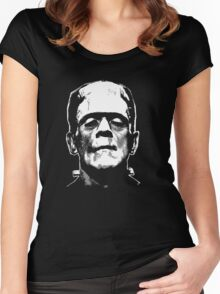 Frankenstein Women's Fitted Scoop T-Shirt