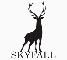 Skyfall (Large) by huckblade