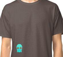 Sniked pre-historic Skull  Classic T-Shirt