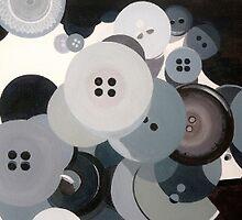 Grandma's Buttons by Anitamurphy